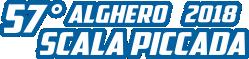 Alghero Scala Piccada – Cronoscalata per auto Moderne e Storiche Logo